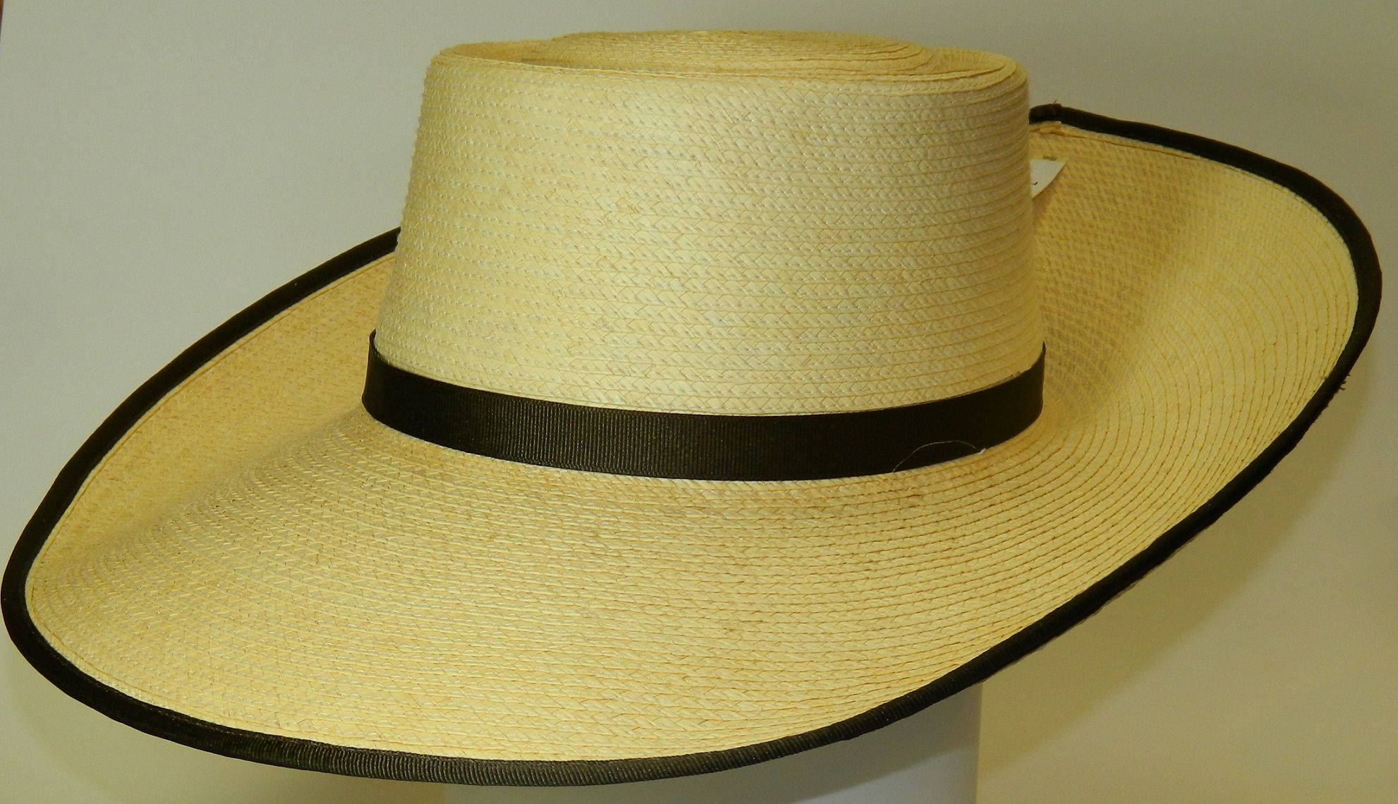 aaba90472f9a3 Elko palm buckaroo hat from 33 Ranch   Saddlery