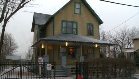 Paranormal Show To Film At Christmas Story House In Cleveland Cleveland House A Christmas Story