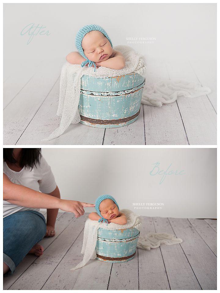 Toronto and durham region newborn photography newborn and maternity photography before and after prop posing newborn photography