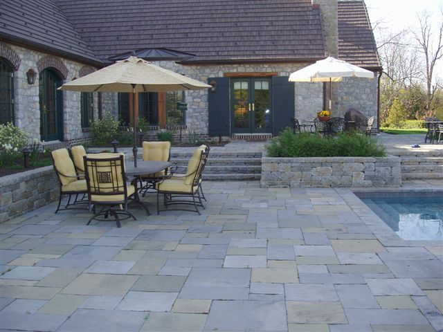 Concrete Pavers That Look Like Slate