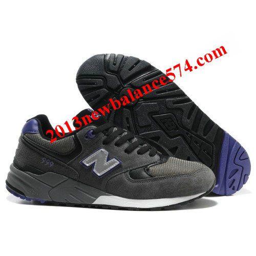 New Balance ML999GP Seal dark Grey Purple men shoes,Half Off New Balance  Shoes 2013