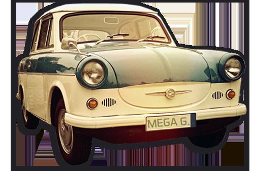 Talvisuojaa harrasteautoille Mega Garagesta! #mega #megamyynti