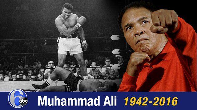 Mohammed Ali  1942-2016