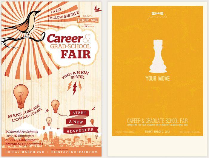 how to work a job fair like a boss wisdify