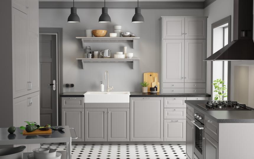 Eine Traditionelle Küche Fürs Moderne Leben   IKEA