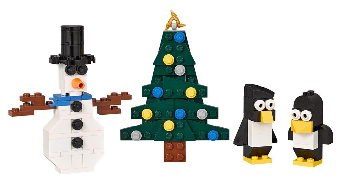 wonderfully wintry lego builds to celebrate the holiday season