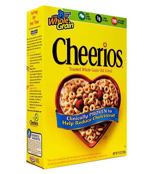 Save $0.50 On Original Cheerios #coupons