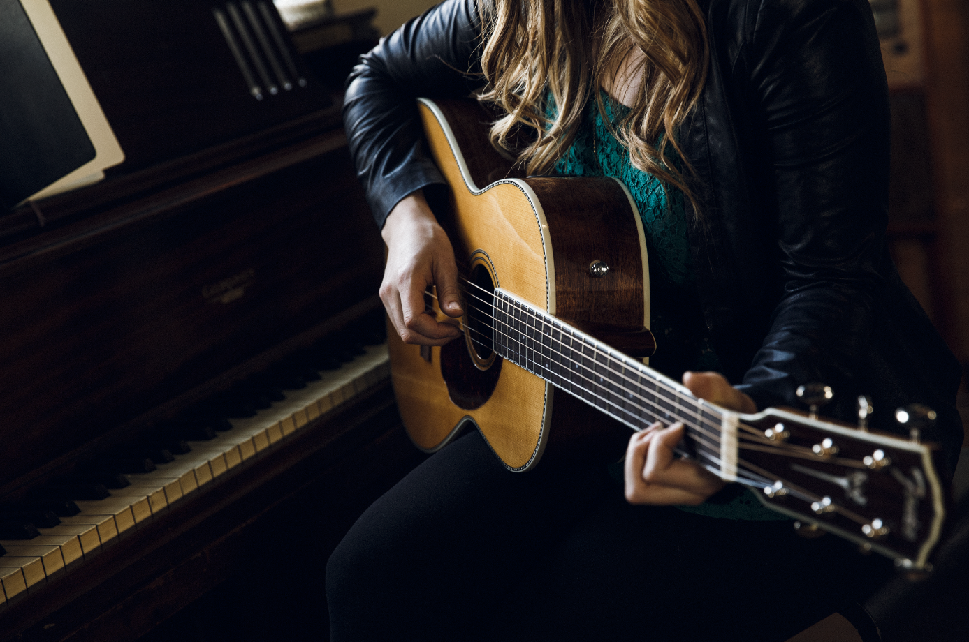 Picking up your first instrument might seem daunting at first, but it's the first step toward self-expression, confidence building and a lifetime of gratification. A Fender #guitar is the perfect tool to do just that—pursue your musical passion for the long haul. #learntoplay #learnguitar