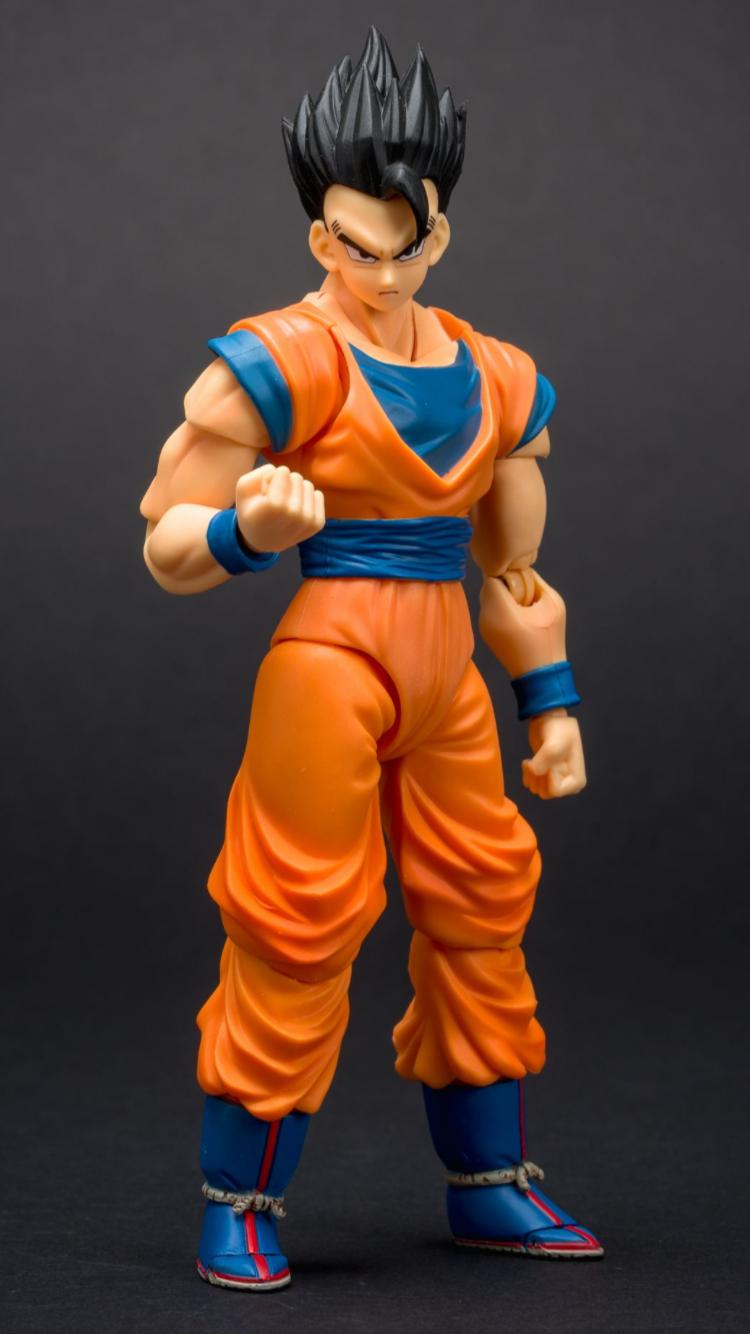 Figuarts Ultimate Gohan Dragon Ball en stock USA S.H