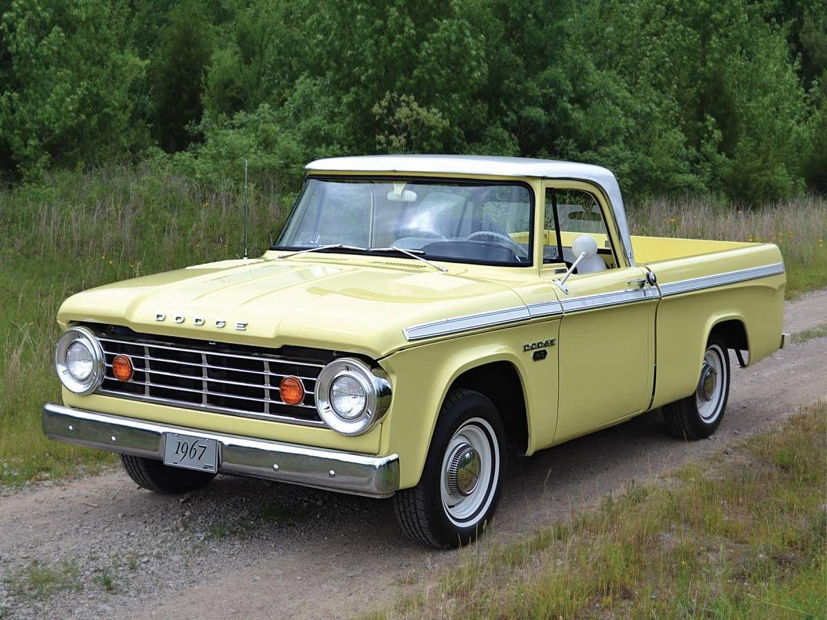 1967 vintage dodge pickup trucks 2014