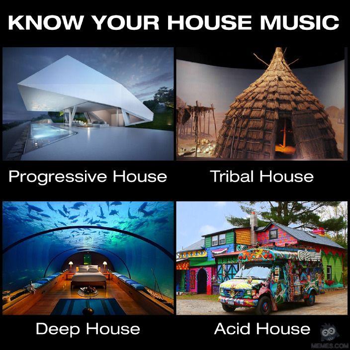 Do you know your house music? #housemusic