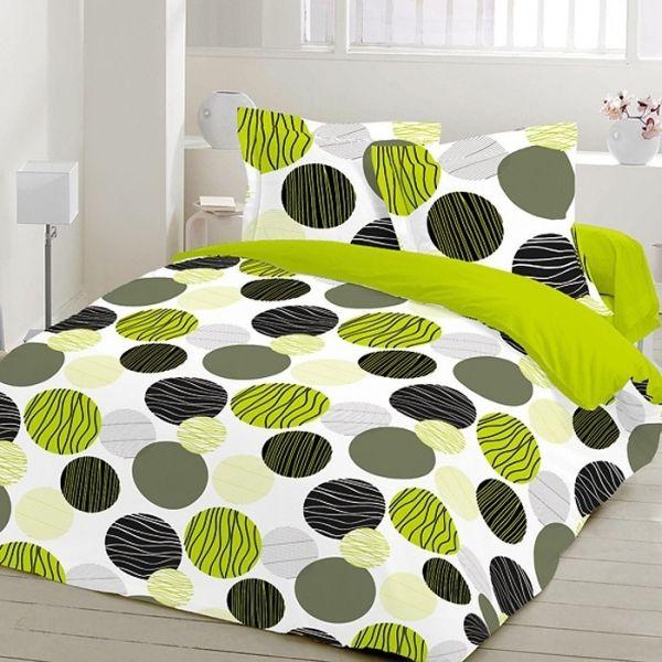 Bettwäsche Modern wohnideen raumgestaltung mit farbe schlafzimmer deko bettwäsche