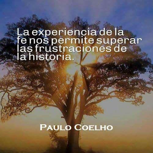 La experiencia...