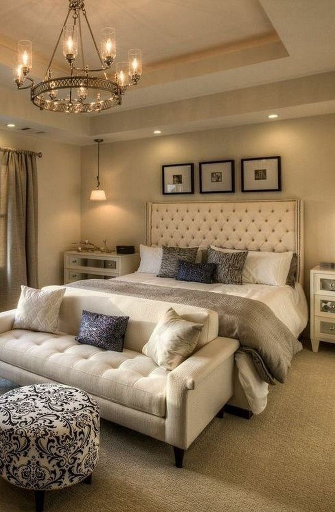 10 Great Ideas Of Traditional Bedroom Home Decors To Copy In Your Home  Https:/