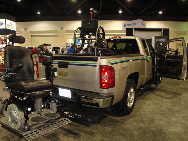 Wanna Drive A Truck With These Solutions You Can Nmeda Accessible Vehicles Wheelchair Accessible Vehicle Van Car