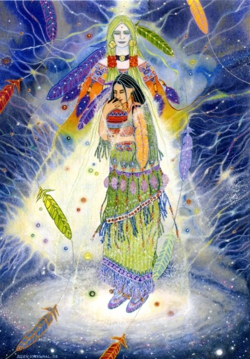 Healing the inner Child by Ellen Uytewaal