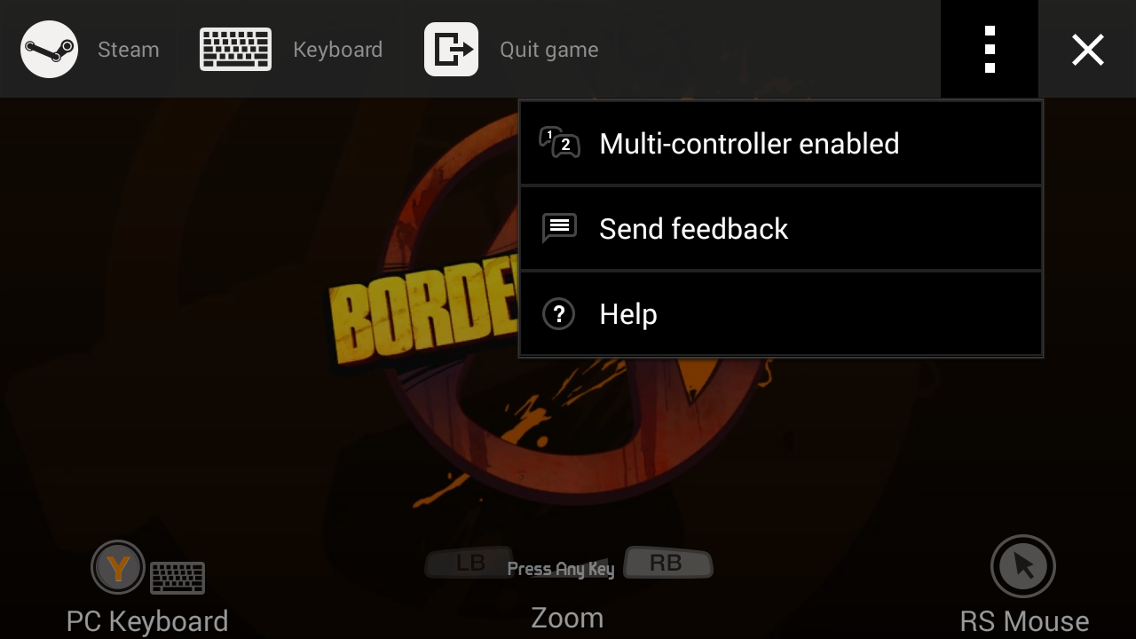 Nvidia Shield how to enable two controllers Nvidia