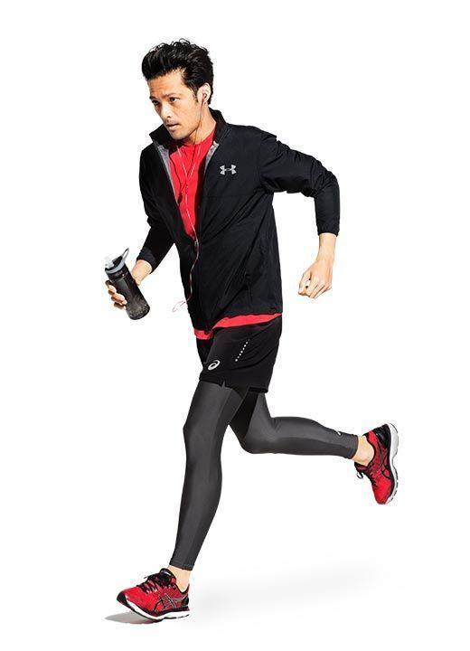 4595d89dff 画像 : 参考にしたいちょっとオシャレなランニング・ジョギングファッション(メンズ編) - NAVER まとめ