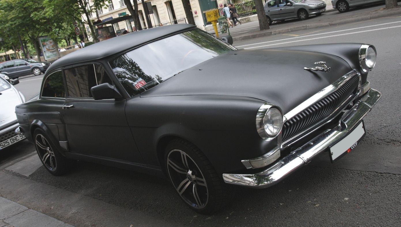 volga gaz m21 custom transportation appreciation pinterest cars. Black Bedroom Furniture Sets. Home Design Ideas