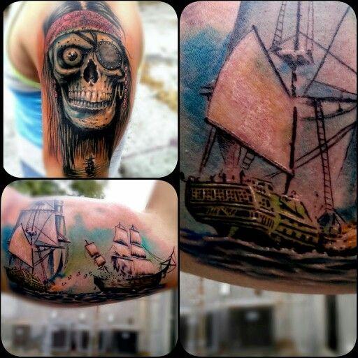Pirate sleeve