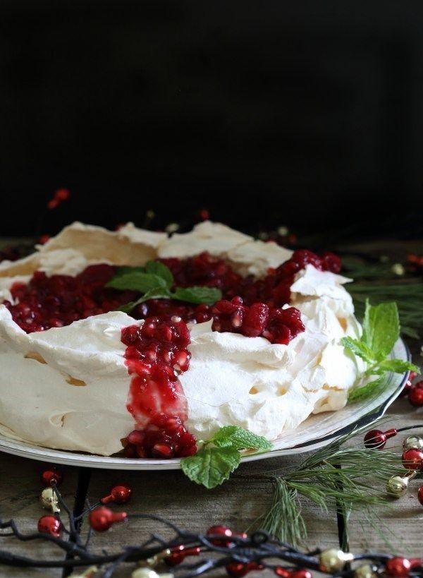 how to make perfect meringue for pavlova