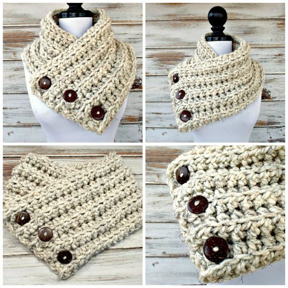 Instant Download Crochet PATTERN PDF Crochet Cowl by pixiebell ...
