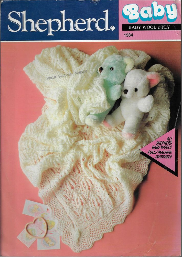 Details about Baby Lace Matinee Coat Shepherd 2045 ...