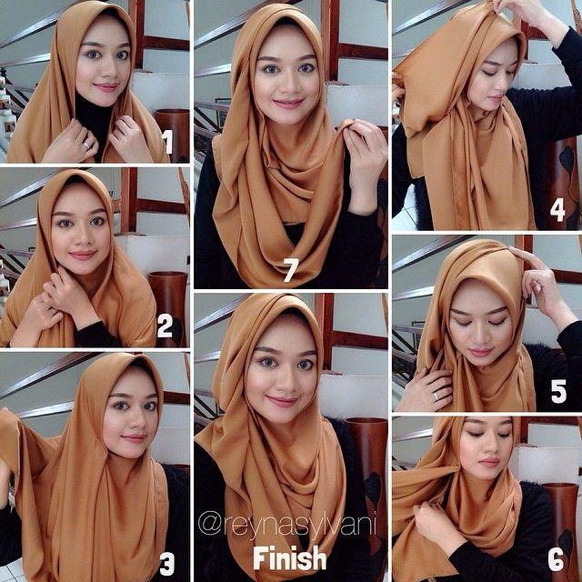 Classy & Stylish Hijab Tutorial