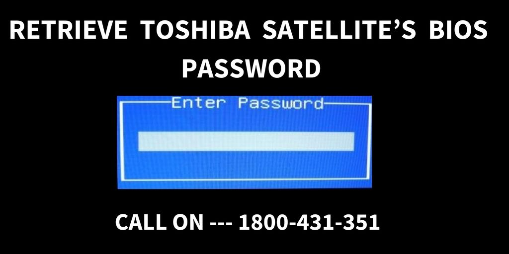 how to clear your toshiba bios password