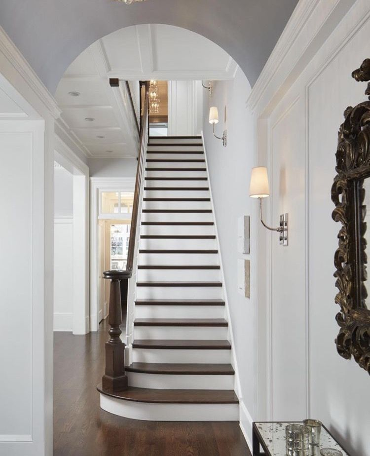 21 Staircase Lighting Design Ideas Pictures: Circa Lighting Hulton Sconce