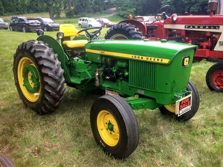 john deere 820 john deere equipment old tractors. Black Bedroom Furniture Sets. Home Design Ideas