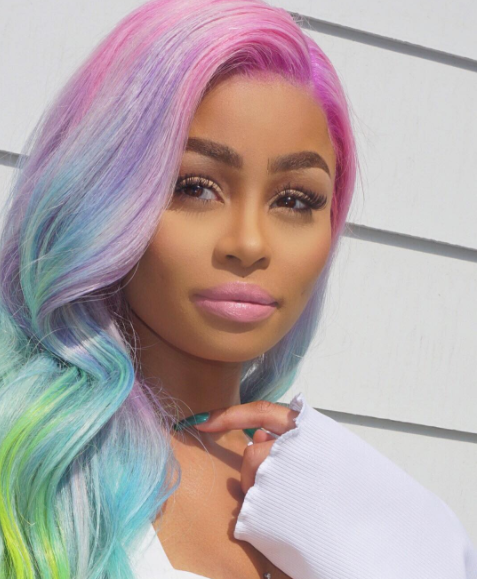 Topic hair pink slut speaking, opinion