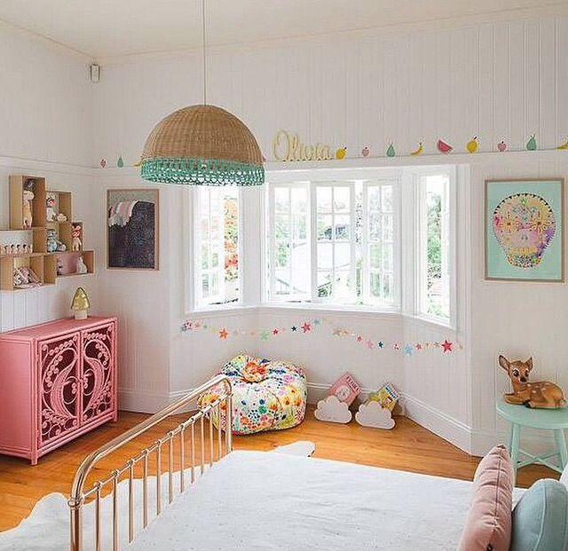 Kids Pastel Room: Pin De Gypsy Momma En Kids Rooms