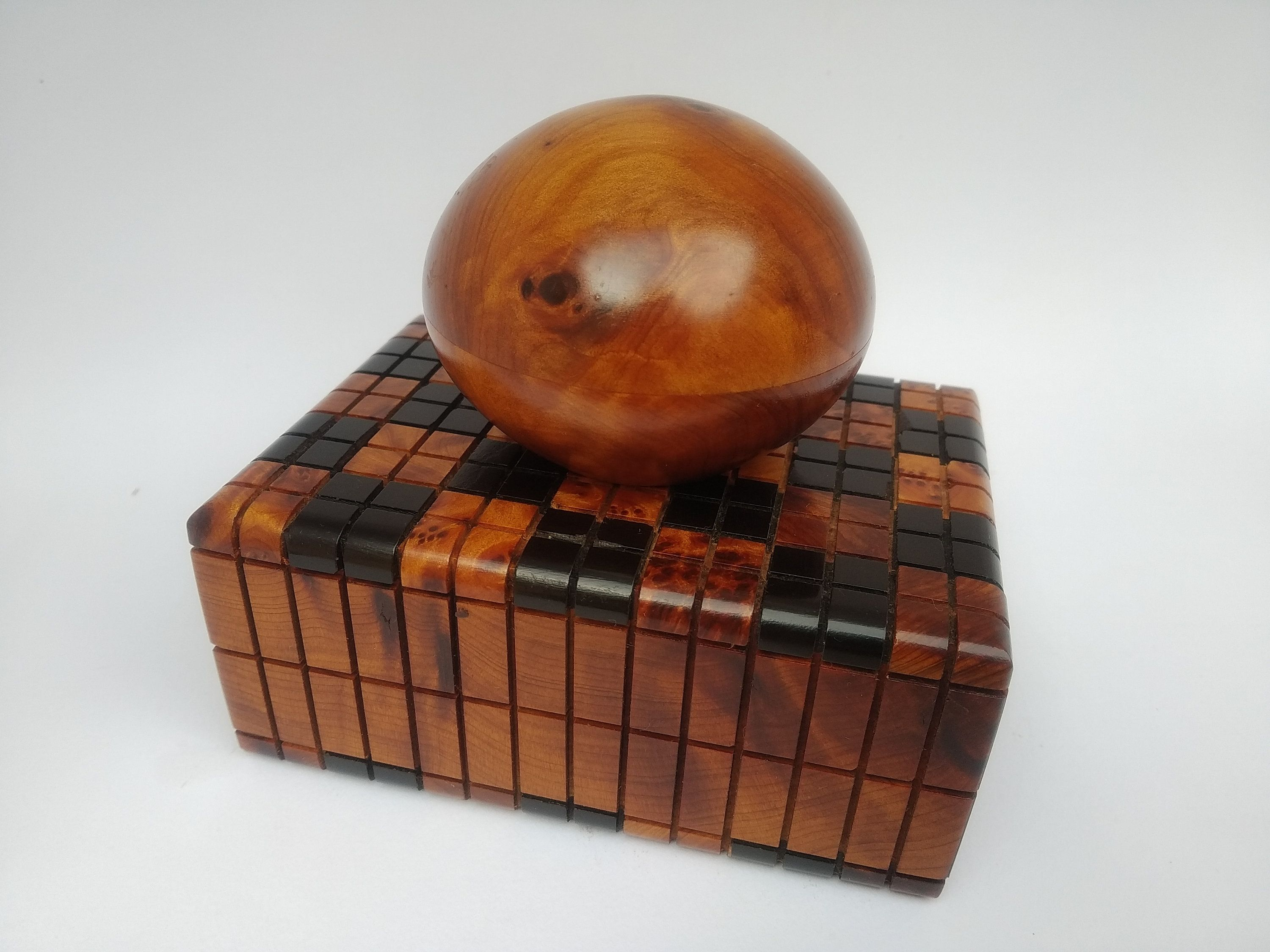 Fast shipping wooden puzzle box with gift secret jewelry
