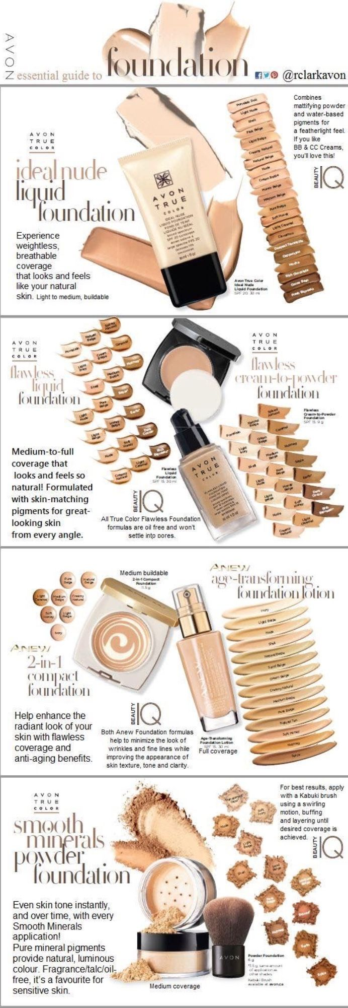Avon Products avon products