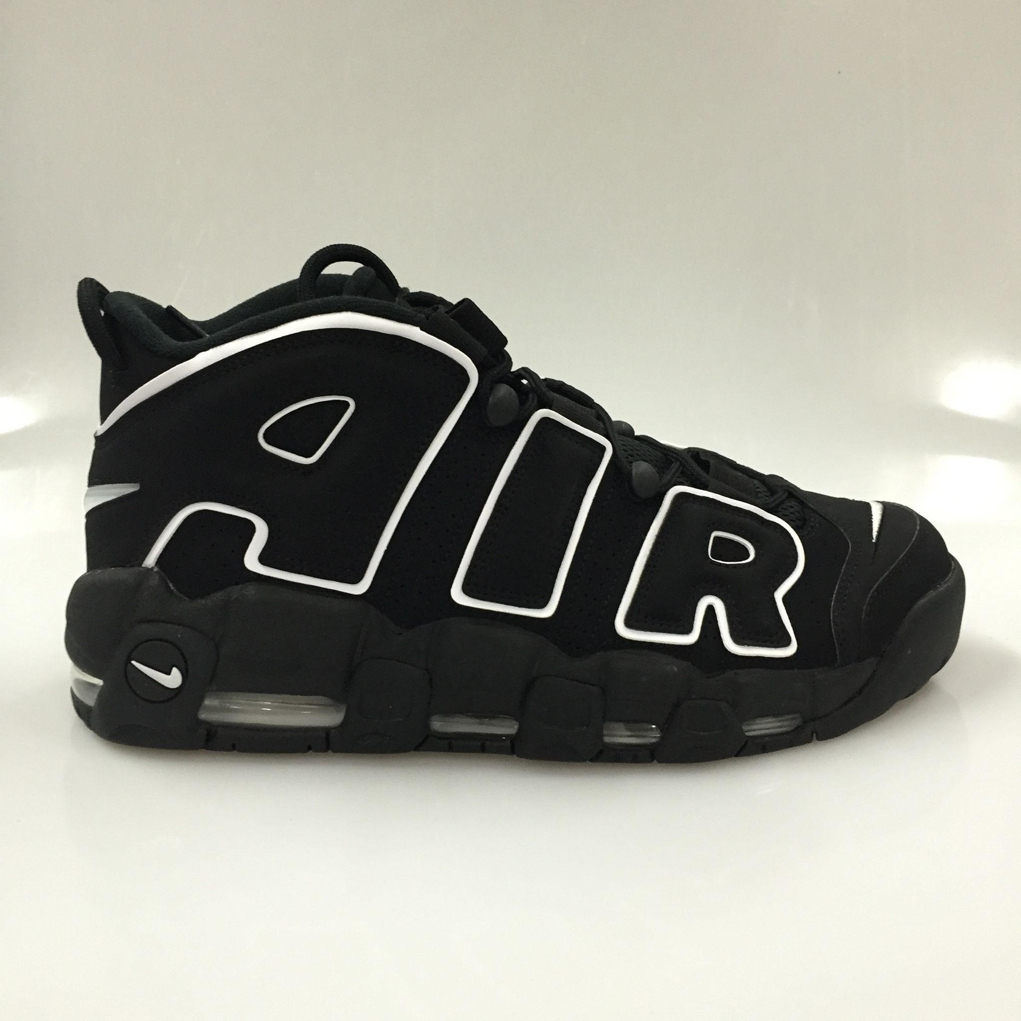 huge discount 52f16 fc11e ... nike air more uptempo size 11.5 ds