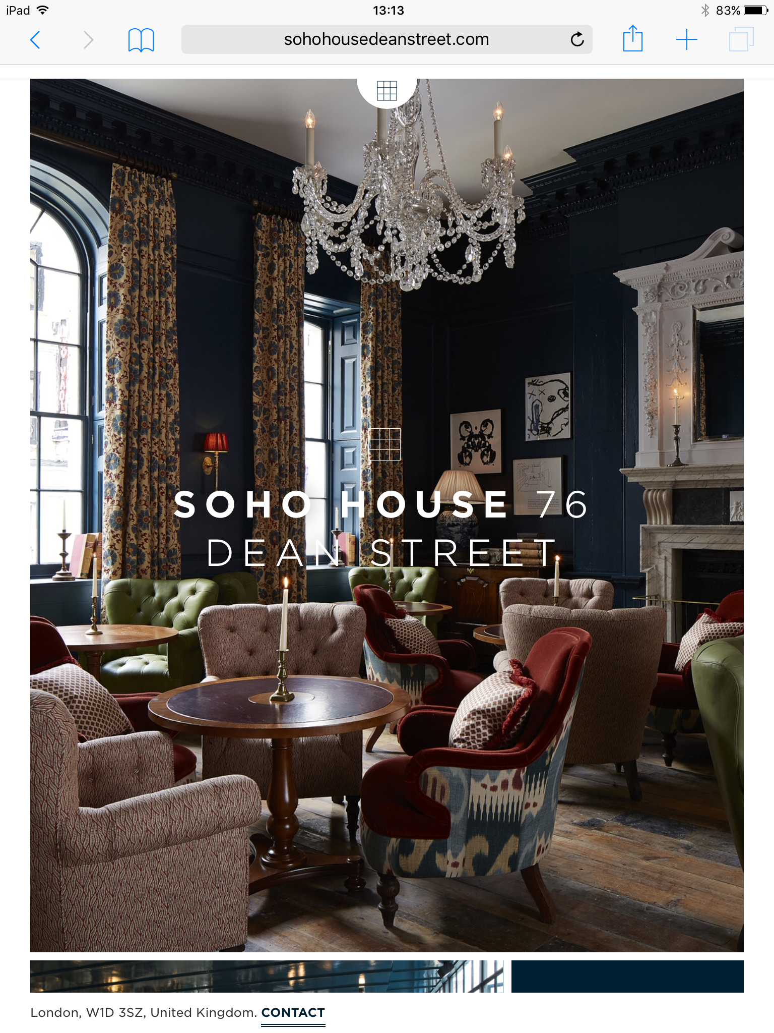 Soho House Shoreditch: Pin By Olivia Scanlon On Pattern And Texture