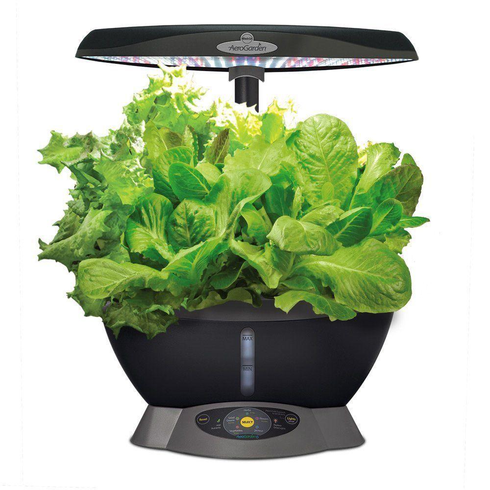 Aerogarden Classic Hydroponic Pod Led System Gourmet Herb 400 x 300