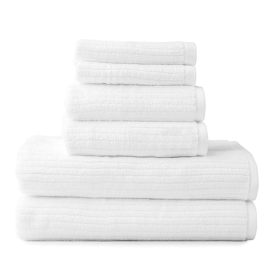 Dri Soft Plus 6 Piece Towel Set Towel Set Towel Washing Clothes