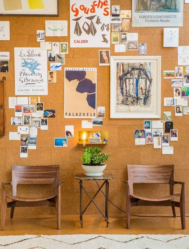wall decor - Cork Cafe Decor