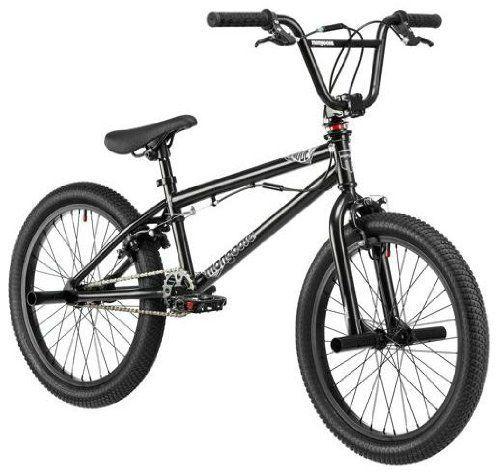 20 Mongoose Mode 180 Freestyle Bmx Bike Black I Line This Simple