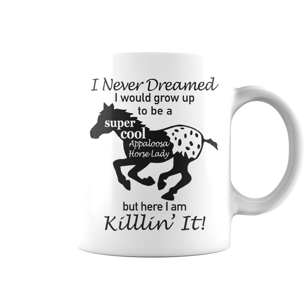 Limited Edition Appaloosa Horse Mug Order Here Httpswww