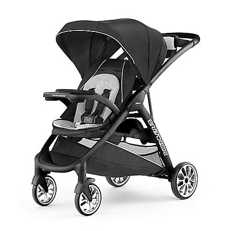 The Chicco BravoFor2 Double Stroller is perfect for the ...
