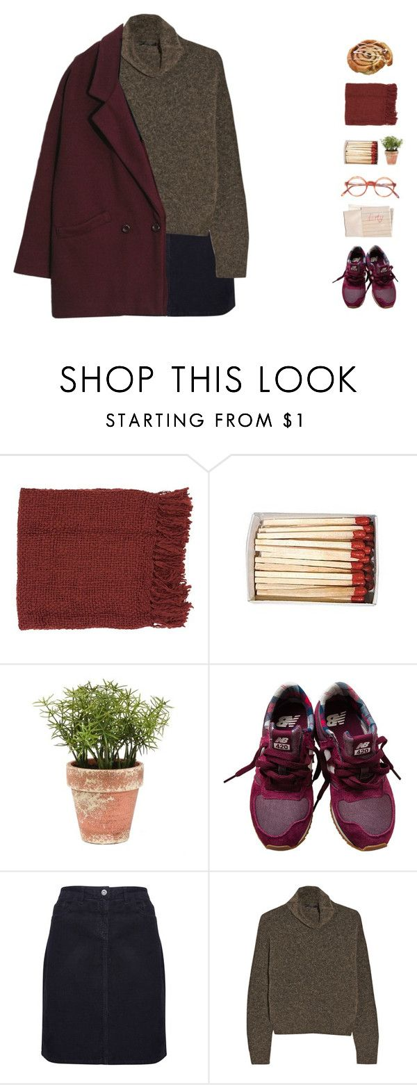 """so so so small"" by anastuhec ❤ liked on Polyvore featuring Surya, Hahn, New Balance, John Lewis, The Row, women's clothing, women, female, woman and misses"