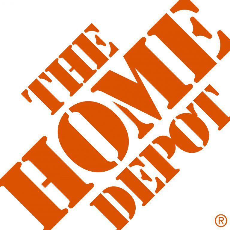 home depot logo meaning history all logos world pinterest