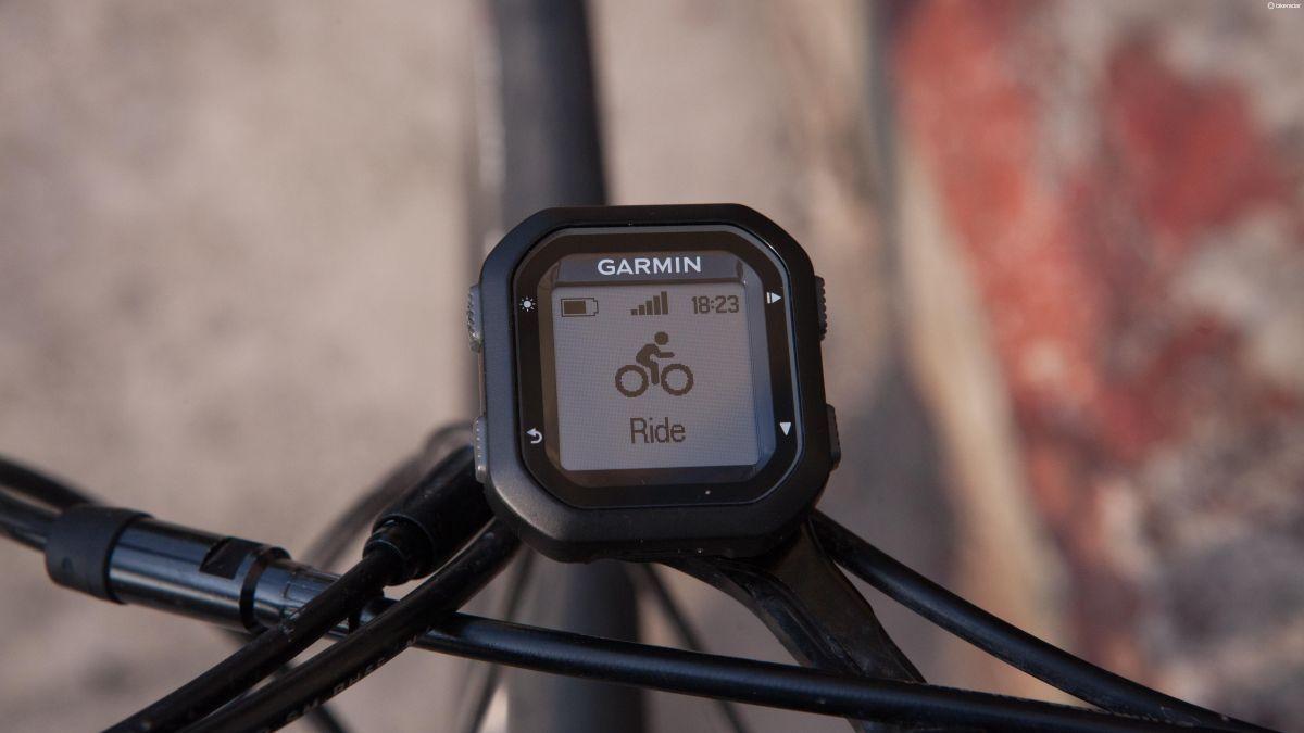 Garmin Edge 20 Bike Computer Review Garmin Edge Garmin