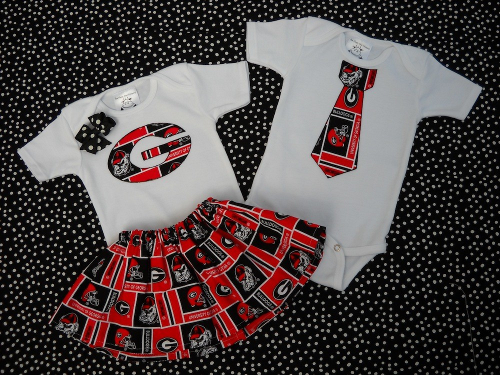 Georgia Tech Clothes Babies