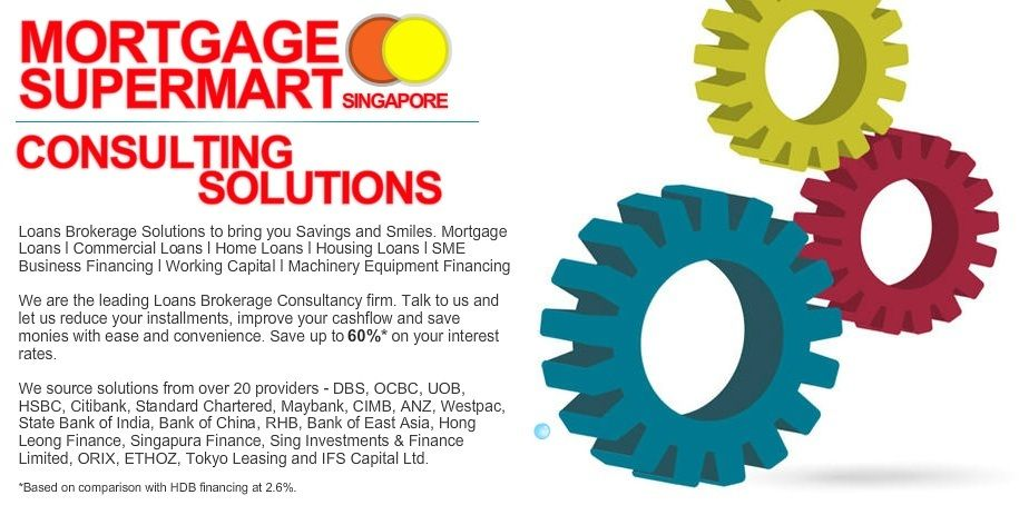 Pin By Mortgage Supermart Singapore On Mortgage Supermart