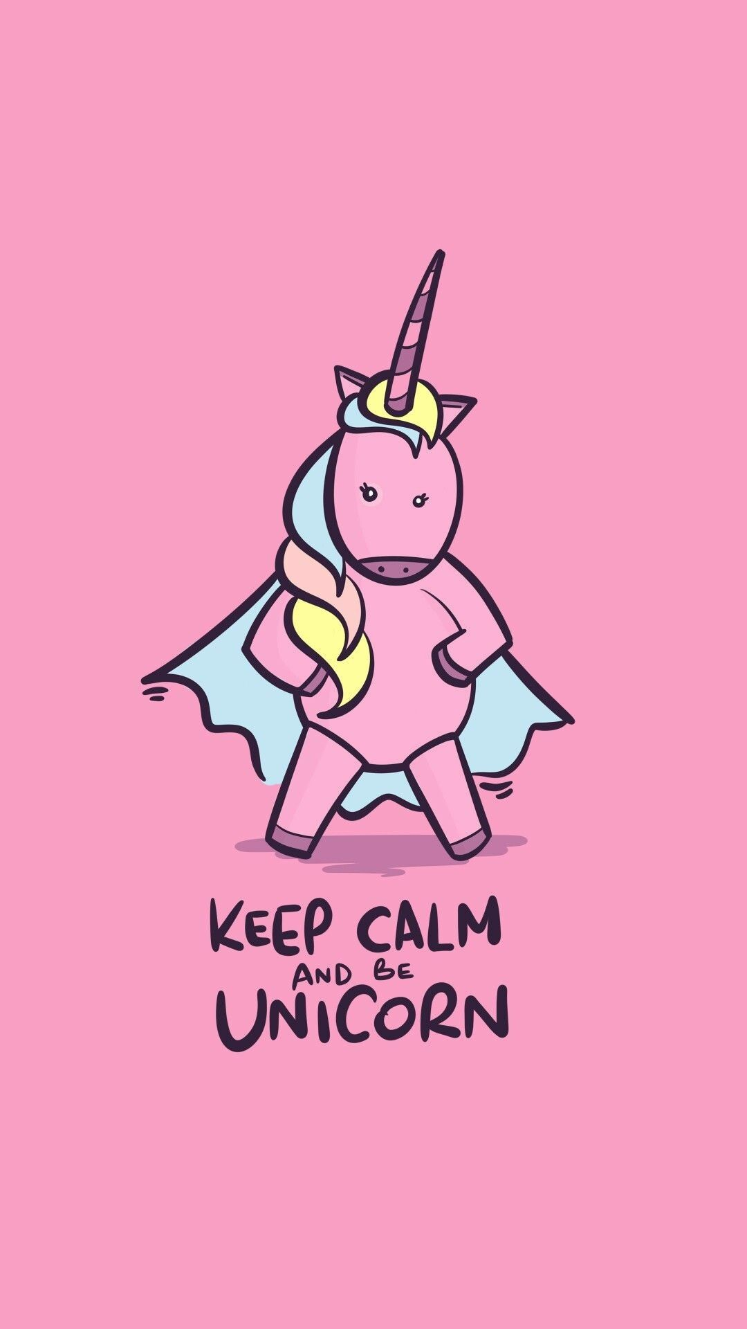 Pin By Paperpop On Wallpapers Unicorn Wallpaper Cute Unicorn Wallpaper Pink Unicorn Wallpaper