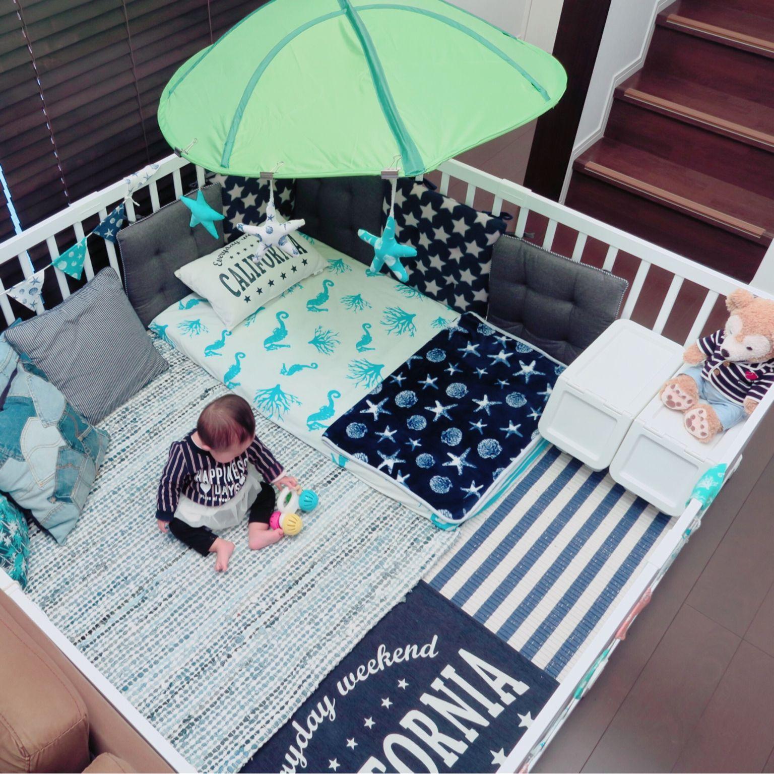 赤ちゃんの部屋のインテリア実例22例 安全で快適な部屋とは